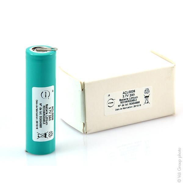 Power tool battery 3,7V 2Ah for Ryobi 3.7 V CSD-4130GN Lithium-Ion