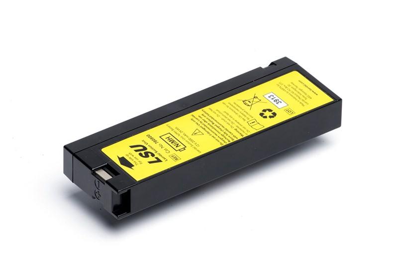 Medical battery LSU defibrillator 12V 2.2Ah