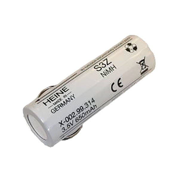 Medical battery HEINE 3.6V 750mAh