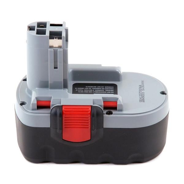 Power tool battery 18V 3Ah for Bosch 18 V GLI 18V NimH