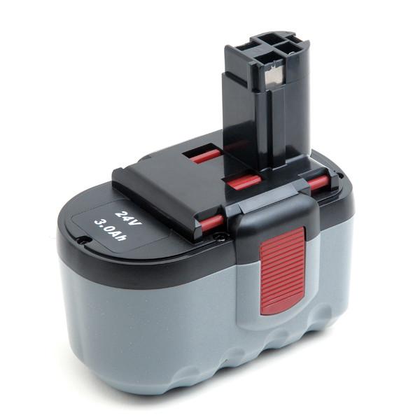Power tool battery 24V 3Ah for Bosch 24 V GBH 24VF NimH