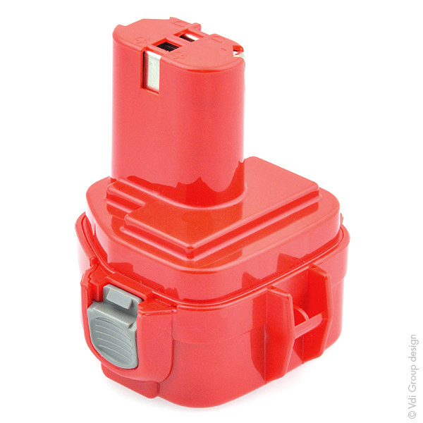 Power tool battery 12V 3Ah for Makita 12 V 6317DWDE NimH