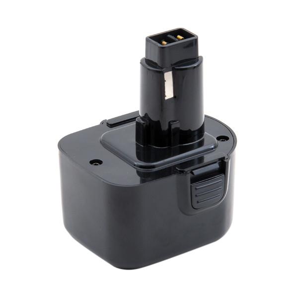 Power tool battery 12V 1,5Ah for Dewalt 12 V DW915 (Flash Light) Nicd