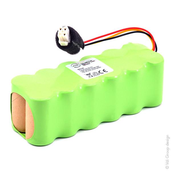 IRobot, Vacuum cleaner battery 14,4V 3Ah for Samsung Navibot SR8845