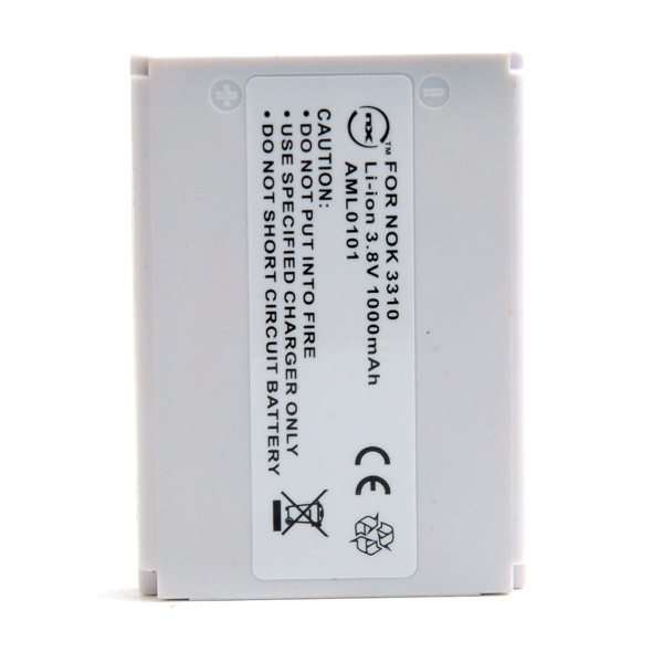 Mobile phone, PDA battery 3,7V 950mAh for Nokia 6800