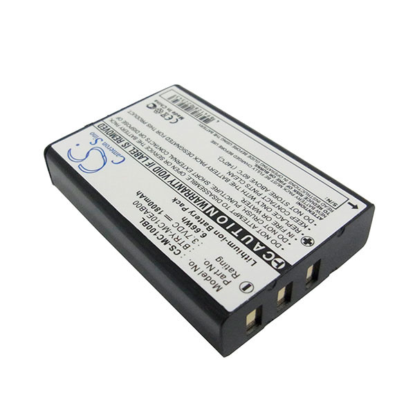 Bar code reader battery 3,7V 1800mAh for Motorola MC1000