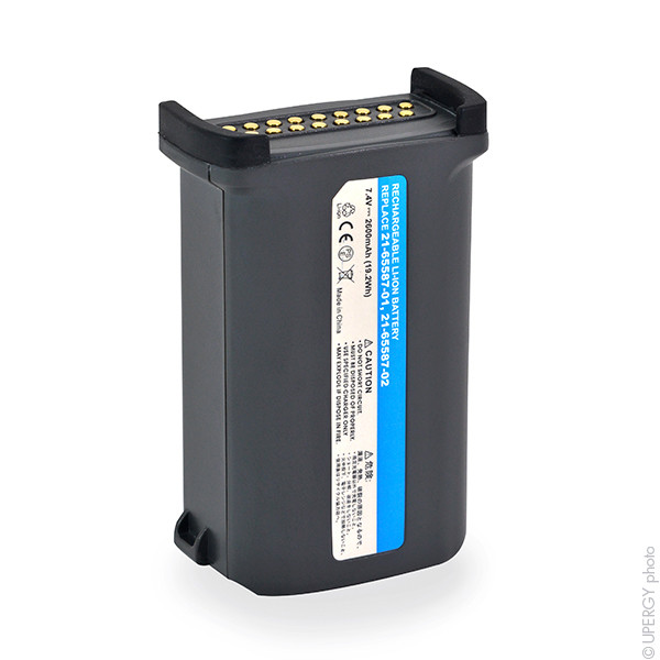 Bar code reader battery 7,4V 2200mAh for Symbol MC909X-K