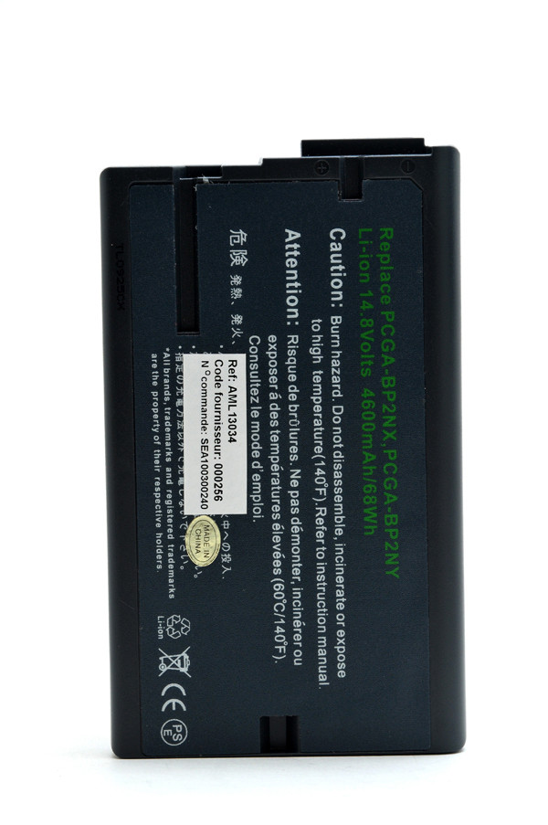 Laptop battery 14,8V 4600mAh for Sony Vaio PCG-FR285M