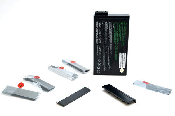 Laptop battery 14,4V 5200mAh for HP Compaq Business NoteBook NX5000-DU400A
