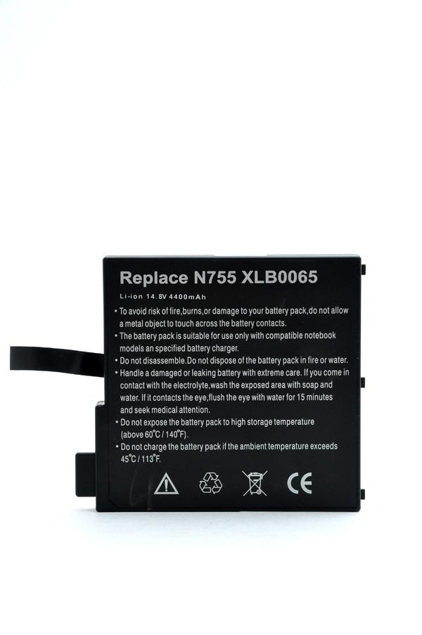 Laptop battery 14,8V 4400mAh for Fujitsu Siemens Amilo D7850