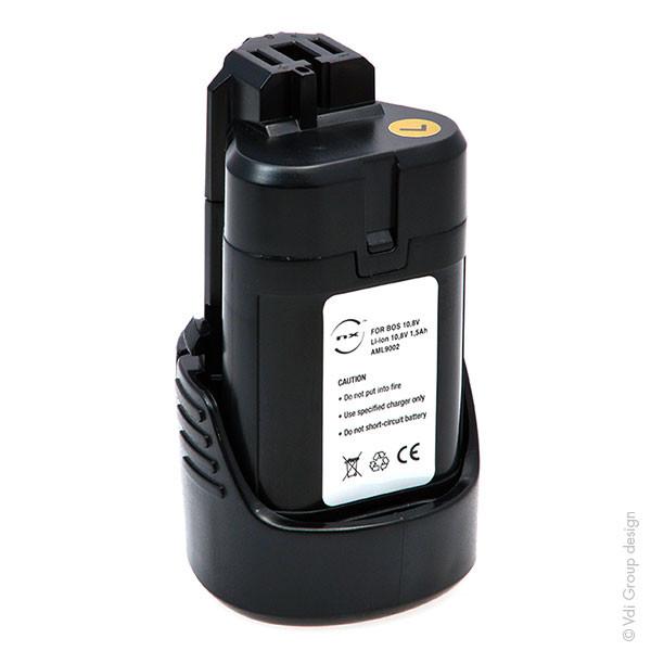 Power tool battery 10,8V 2Ah for Bosch 10.8 V GWI 10.8-LI Lithium-Ion