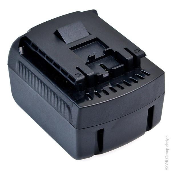 Power tool battery 14,4V 4Ah for Bosch 14.4 V GDR 14.4V-LI Lithium-Ion