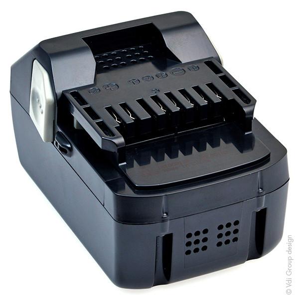Power tool battery 18V 4Ah for Hitachi 18 V CJ18DSL Lithium-Ion