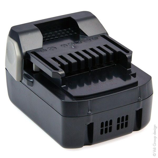 Power tool battery 18V 1,5Ah for Hitachi 18 V CJ18DSL Lithium-Ion