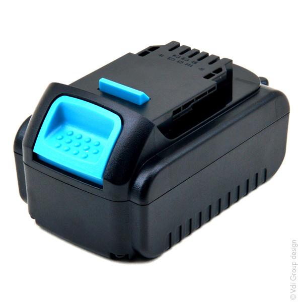 Power tool battery 18V 4000mAh for Dewalt 18 V DCD785C2 Lithium-ion