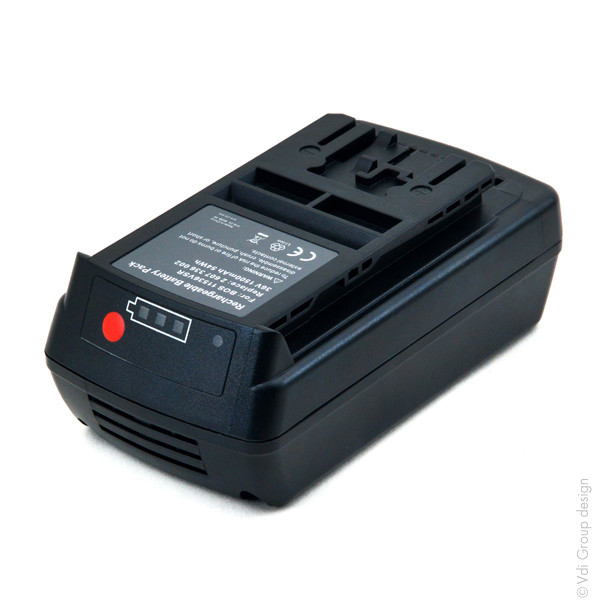 Power tool battery 36V 1,5Ah for Bosch 36 V GBH 36 VF-Li Lithium-Ion