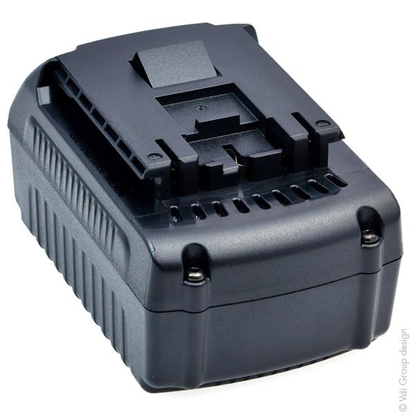 Power tool battery 18V 4Ah for Bosch 18 V GML 20 Professional Lithium-Ion