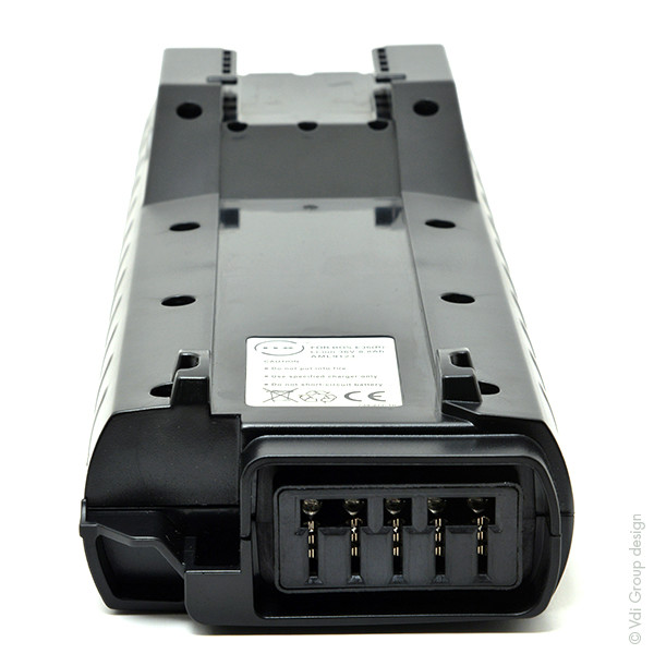 Electric bike battery for 36V (Bosch system) Corratec E-Power 8 Speed Lady