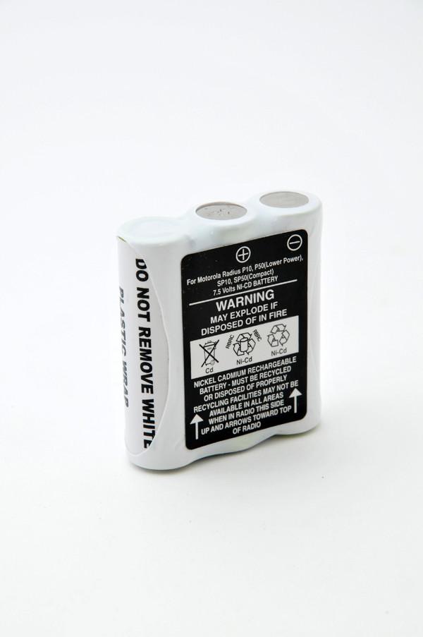 2Way radio battery 7,2V 600mAh for Motorola Radius SP21 Nicd