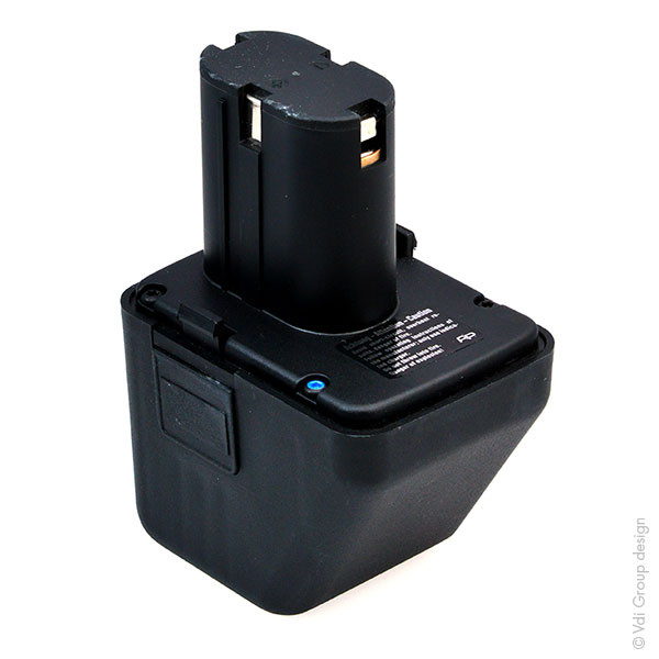 Power tool battery 12V 2Ah for Gesipa 12 V Firebird Nicd
