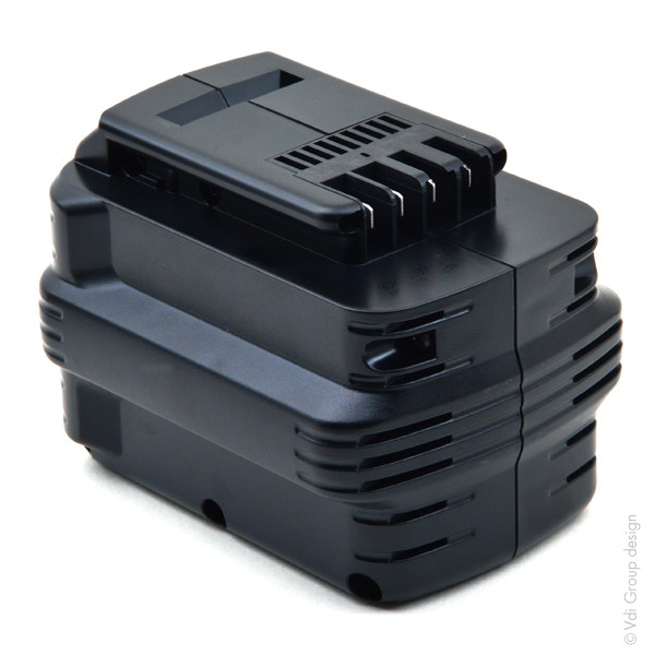 Power tool battery 24V 2Ah for Dewalt 24 V DC224KA Nicd
