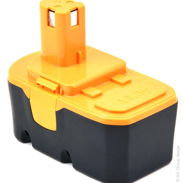 Power tool battery 18V 2Ah for Ryobi 18 V CRA-180M Nicd