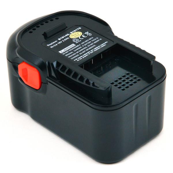 Power tool battery 18V 2Ah for AEG 18 V BSB 18G Nicd