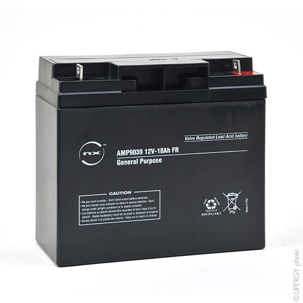 UPS battery 12V 18Ah for APC Smart UPS 2200