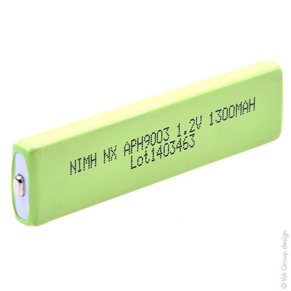 MP3, MP4, multimedia battery 1,2V 1,3Ah for Sony D-EJ915