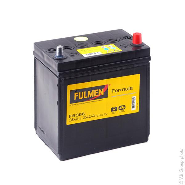 Car battery 12V 35Ah for Kia Picanto 1.1 04/2004 -