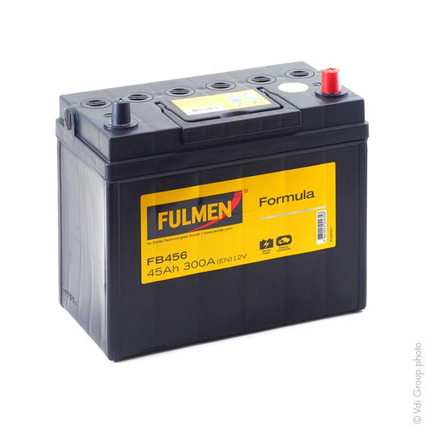 Car battery 12V 45Ah for Daihatsu YRV 1.3 4WD, GTti 02/2001 -