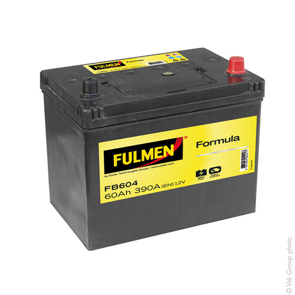 Car battery 12V 60Ah for Subaru Outback 3.0 H6 10/2000 -