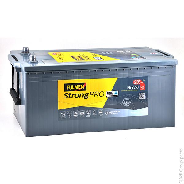 Commercial Batteries 12V 225Ah for Volvo FH 480 2005 -