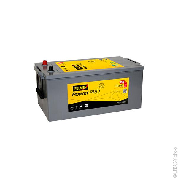 Commercial Batteries 12V 235Ah for Volvo FH 480 2005 -