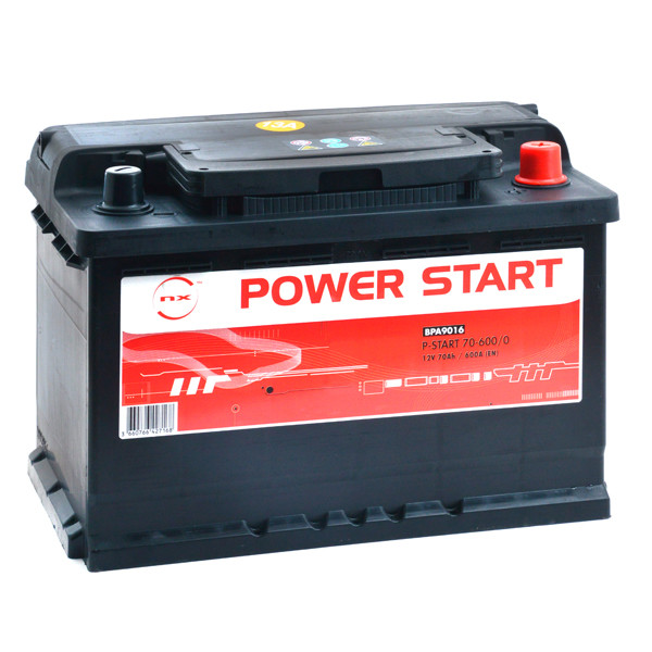 Car battery 12V 70Ah for BMW Z3 1.9 10/1995 - 01/2003