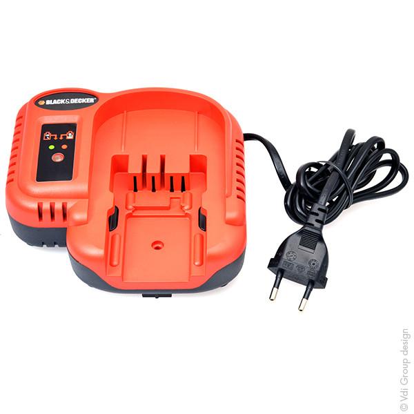 Power tool charger for Black & Decker 18 V GLC1825N