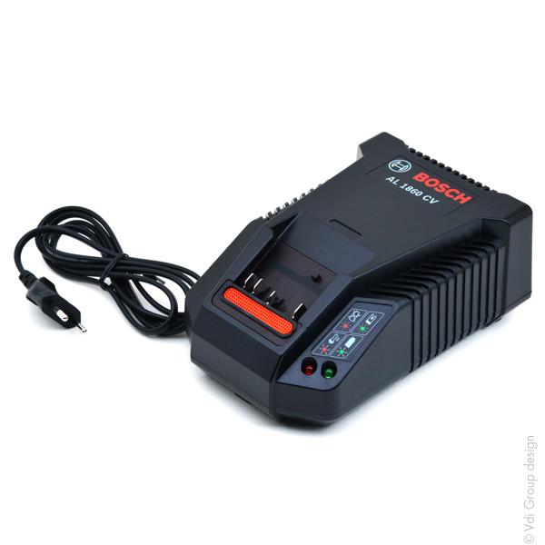 Power tool charger for Bosch 18 V GSR 18 VE-2-LI