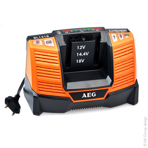 Power tool charger for AEG 12 V BWS 12C