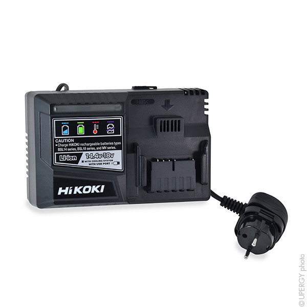Power tool charger for Hitachi 18 V CJ18DSL
