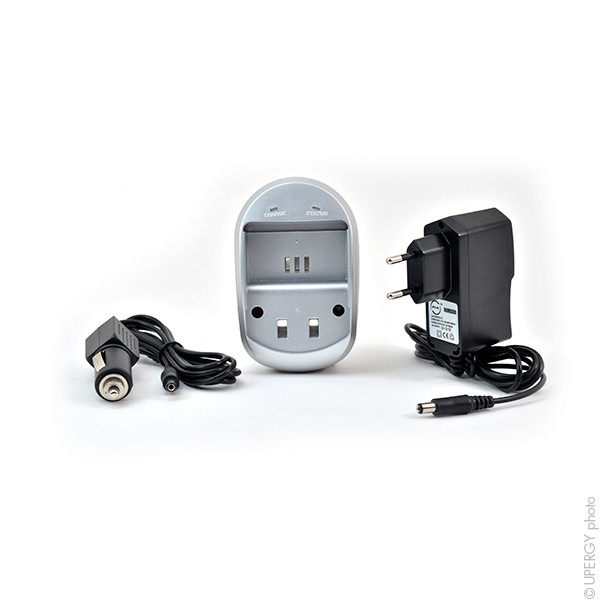 Chargers and/or Charging Plates for Digital Cameras and Camcorders for Panasonic Lumix DMC-TZ5A