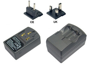 Chargers and/or Charging Plates for Digital Cameras and Camcorders for Fujifilm FinePix S3 Pro
