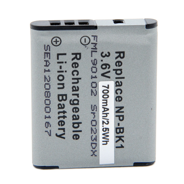 Camera battery 3,6V 700mAh for Sony Bloggie MHS-PM5 Series