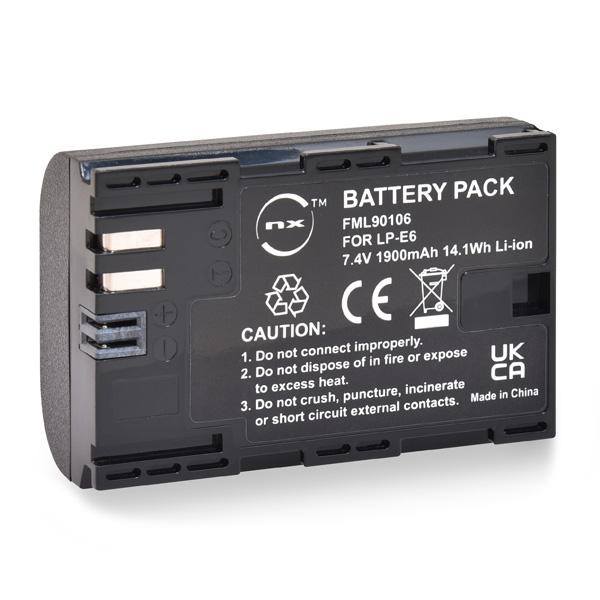 Camera battery 7,4V 1800mAh for Canon EOS 5D MARK II