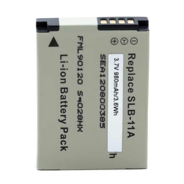 Camera battery 3,8V 980mAh for Samsung WB1000