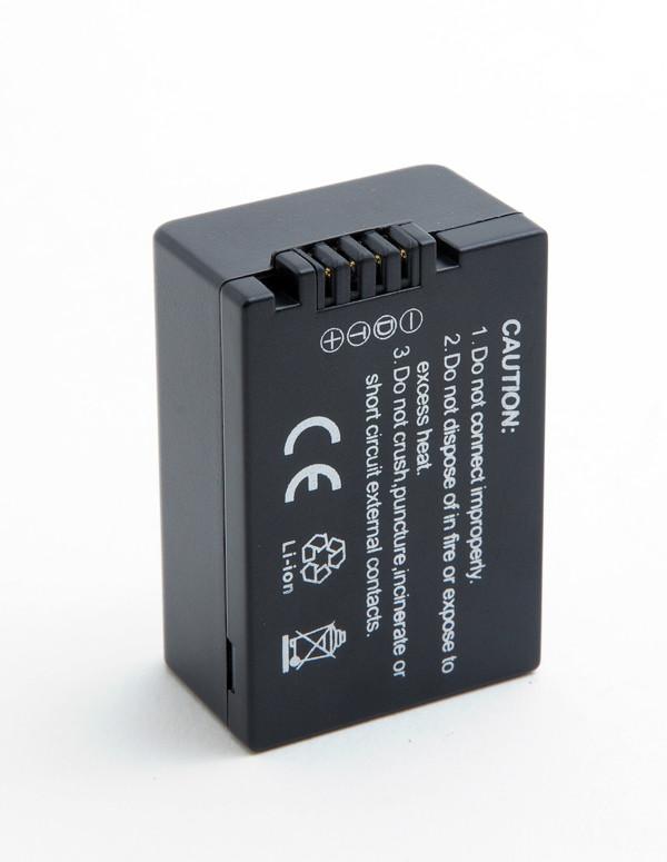 Camera battery 7,2V 750mAh for Panasonic Lumix DMC-FZ48