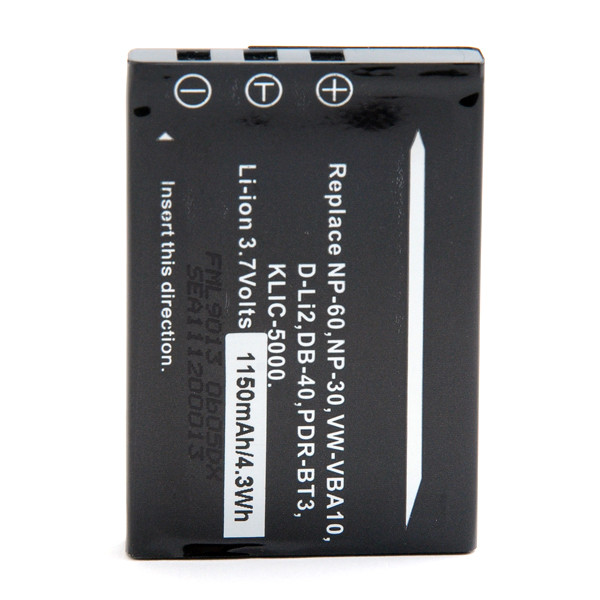 Camera battery 3,7V 1100mAh for HP Photosmart R937