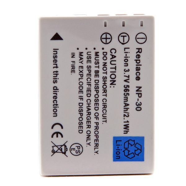 Camera battery 3,7V 565mAh for Fujifilm FinePix F455 Zoom