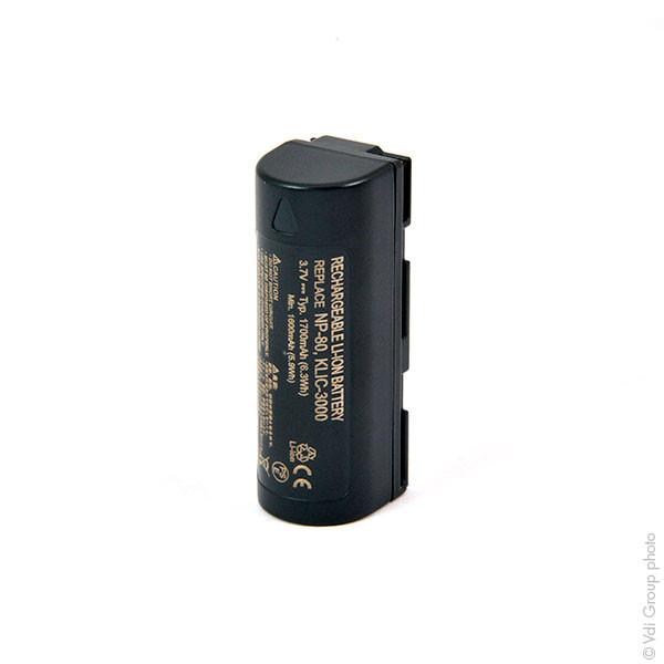 Camera battery 3,7V 1500mAh for Ricoh RDC-7S