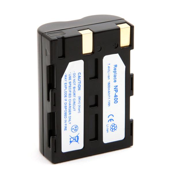 Camera battery 7,4V 1500mAh for Konica Minolta Dimage A2