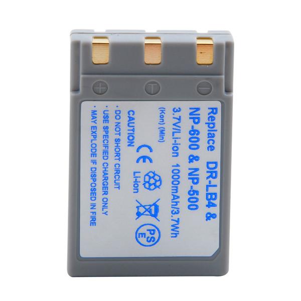 Camera battery 3,7V 850mAh for Konica Minolta Revio KD-310